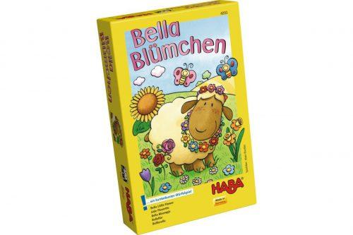 Igra Bella in rožice Haba