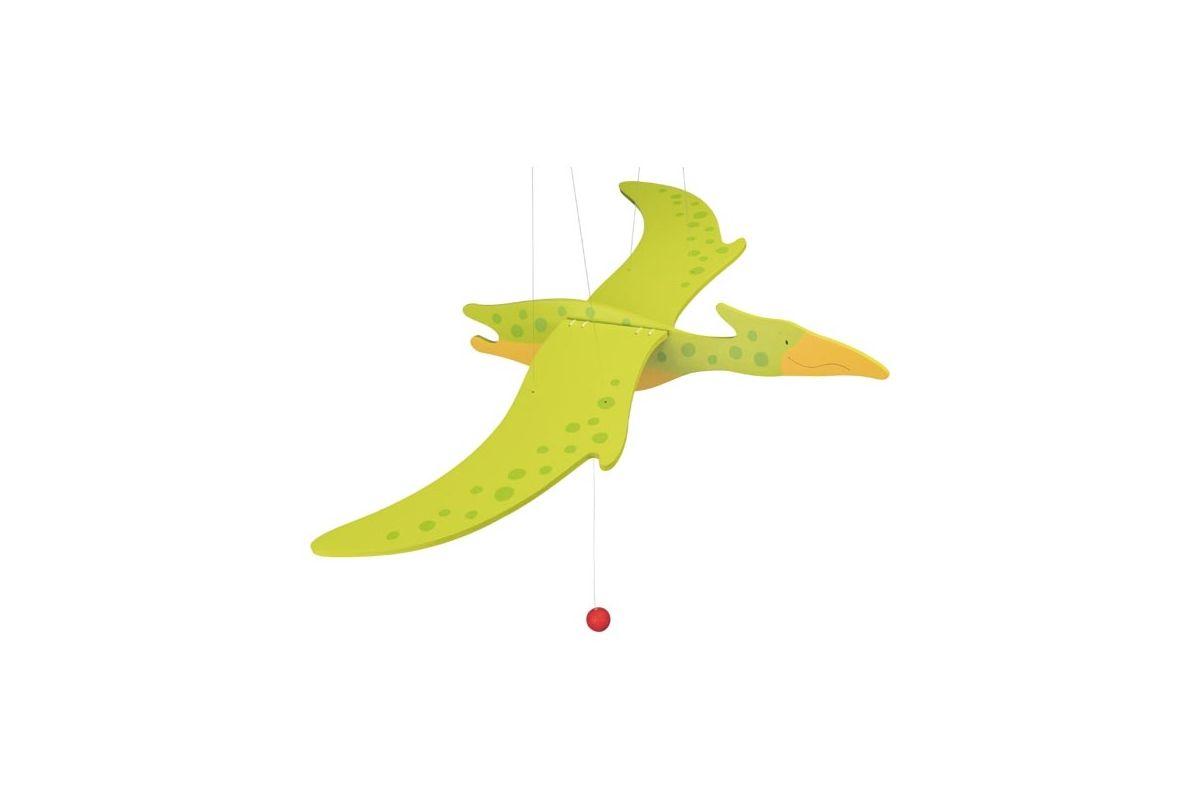 Leteči dinozaver Goki
