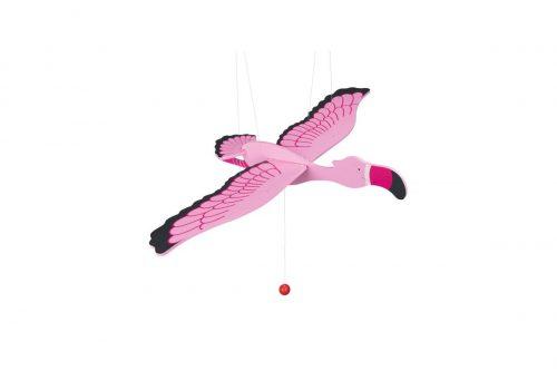 Leteči flamingo Goki