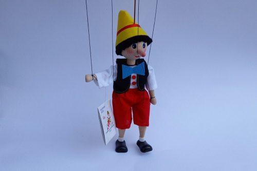 Marioneta Ostržek