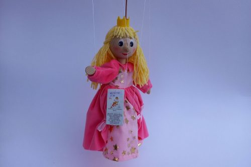 Marioneta princeska