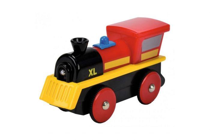 Lokomotiva na baterije Eichhorn