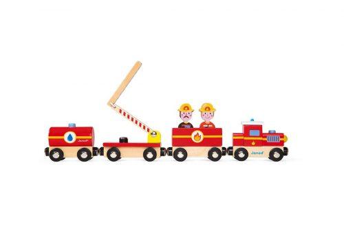Vlak gasilci Janod